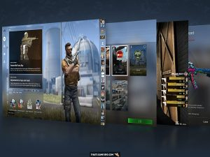 CSGO Panorama UI