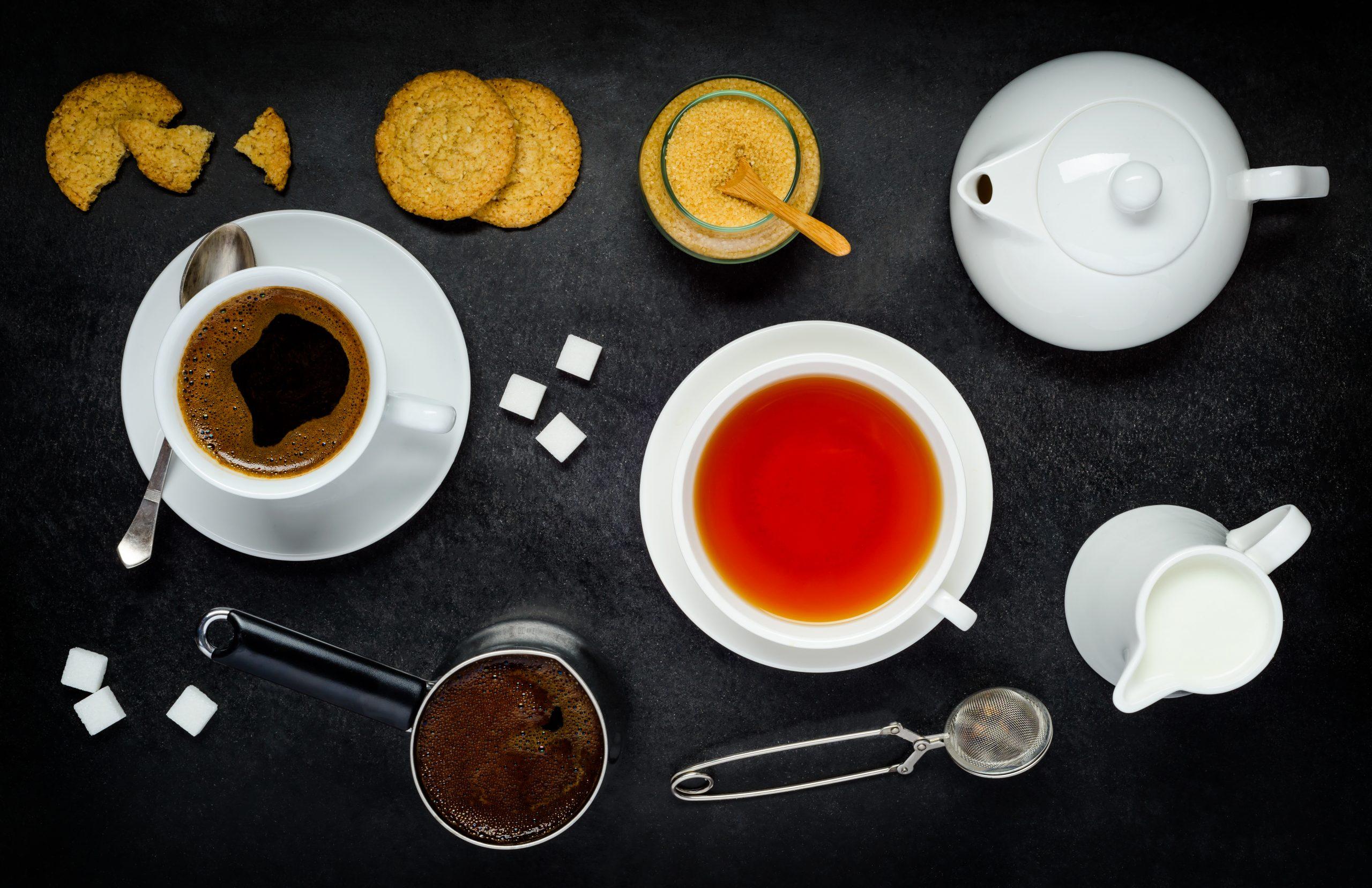 Çay ve KAhve Tüketmek İştahınızı Kapatmaya Yardımcı Olur