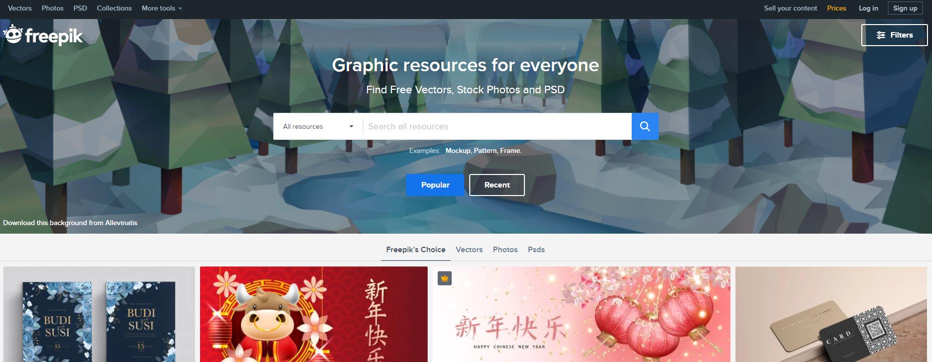 Ücretsiz Grafik Tasarım Elementleri